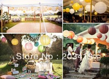 20 inch 50cm Round Chinese Paper Lantern for Birthday Wedding Party Decoration gift craft DIY CN post