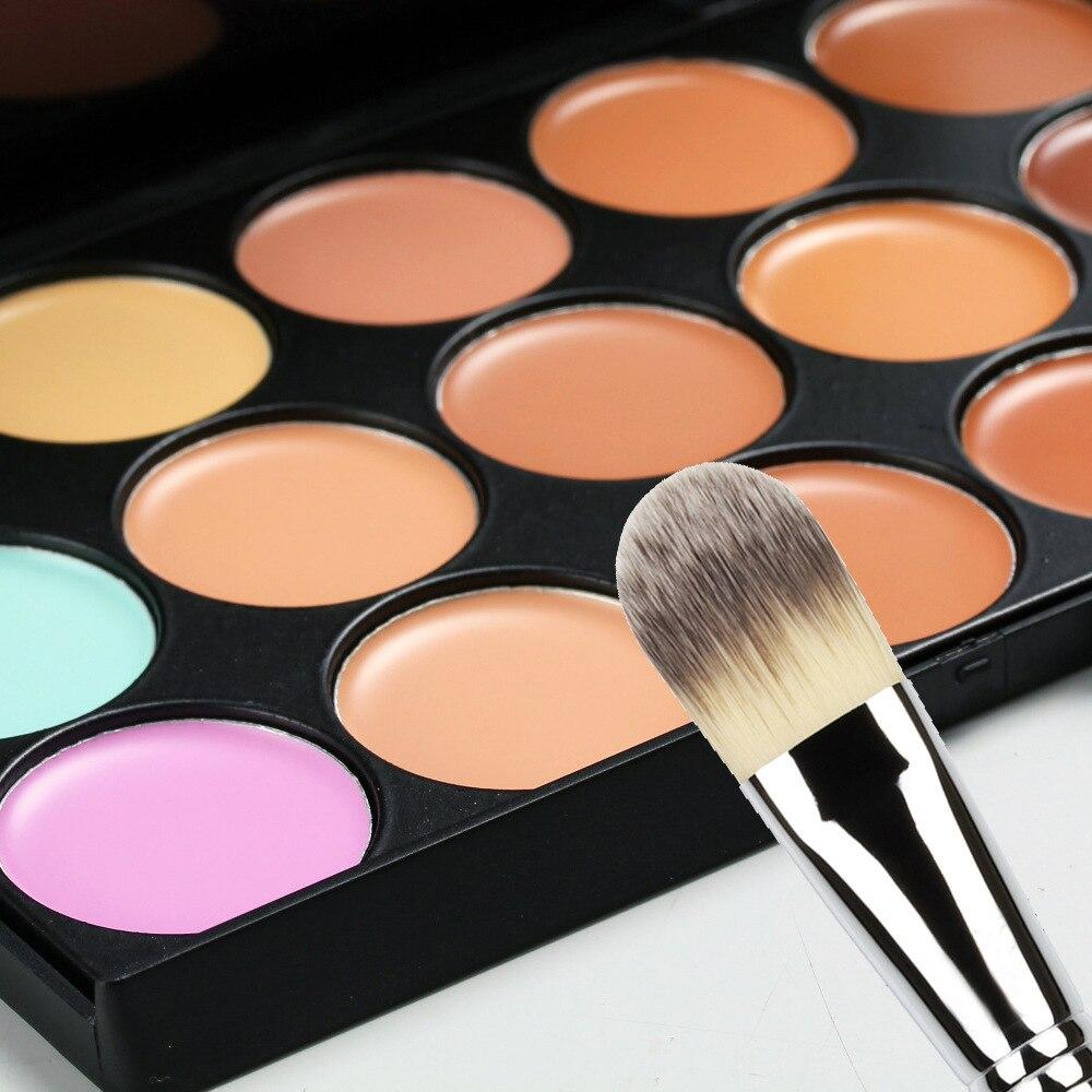 Палитра тональная для макияжа