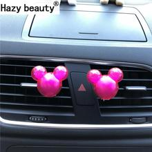 2pcs Hotsale Auto Supplies Incense Ball Outlet Car Perfumes Seat Styling Air Freshener Magic Fragrance Car-styling(China)