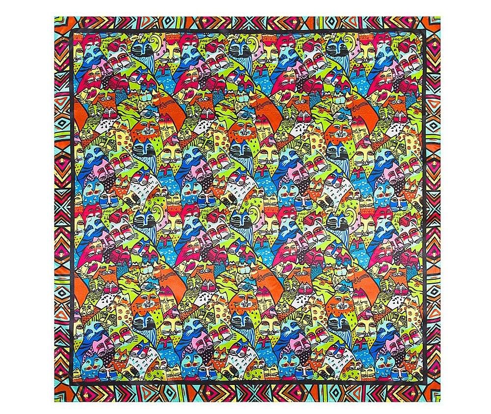 Square print scarf (12)