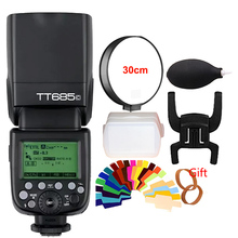 Buy Godox TT685C TT685N TT685S TT 2.4G HSS 1/8000s TTL GN60 Wireless Speedlite Flash Nikon Canon Sony Olympus Panasonic Fujifilm for $119.00 in AliExpress store