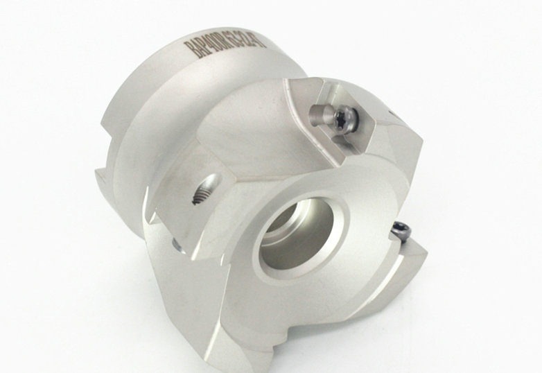 BAP400R-80-27-6T 90 Degree Right Angle Shoulder Face Mill Head CNC Milling Cutter,milling cutter tools,carbide Insert APMT1604<br>