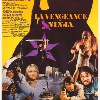 Revenge of the Ninja Movie Poster (11 x 17)