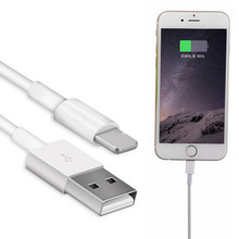 1M/3ft speed USB 2.0 8 pin Cable Charger Charging Data Sync Cord charger For iphone 5 5s 5c iphone 6 6s 7 8 plus ipod nano touch