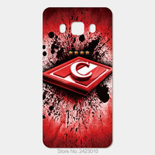 High Quality Cell phone case For Samsung Galaxy 2016 A5 A7 A3 J5 J7 J3 J1 Hard PC Emblem of FC Spartak Moskva Patterned Cover