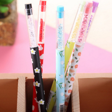 1PC Cute Crystal Pen Diamond Ballpoint Pens Stationery Ballpen Crystal  Rhinestone Pen touch Pen
