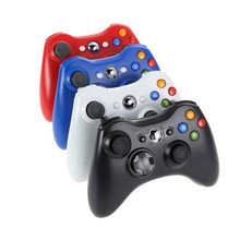 2.4GHz Wireless Gamepad Remote Controller For Microsoft Xbox 360 Wireless Game Controller Joystick For Xbox360(China)