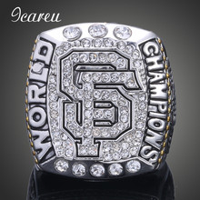 Classic High Quality Ring Jewelry For Man San Francisco 49 Team Super Bowl Rugby Championship Rings