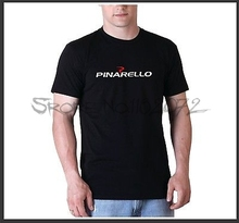 Pinarello black short sleeve tshirt