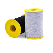 Rubber band / round loose thread / fine elastic rope / can be sewn bottom line / elastic line / high elastic thread(China)