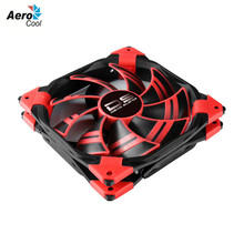 Aerocool DS 140mm PC Case Cooling Fan 12v 3Pin& 4Pin For Computer Cooling 14cm Silent Fan