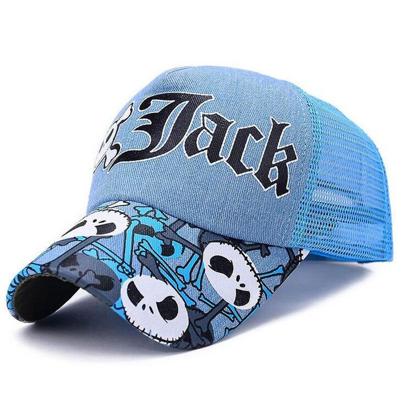 2016 Unisex JACK Baseball Cap Breathable Summer Skull Cap with Mesh Casual Outdoor Sport Trucker Hat Adjustable Snapback Hats<br><br>Aliexpress