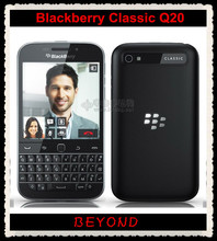 Blackberry Classic Q20 Original Unlocked GSM 4G LTE Dual Core 3.5 inch ROM 2GB RAM 16GB WIFI GPS QWERTY keyboard