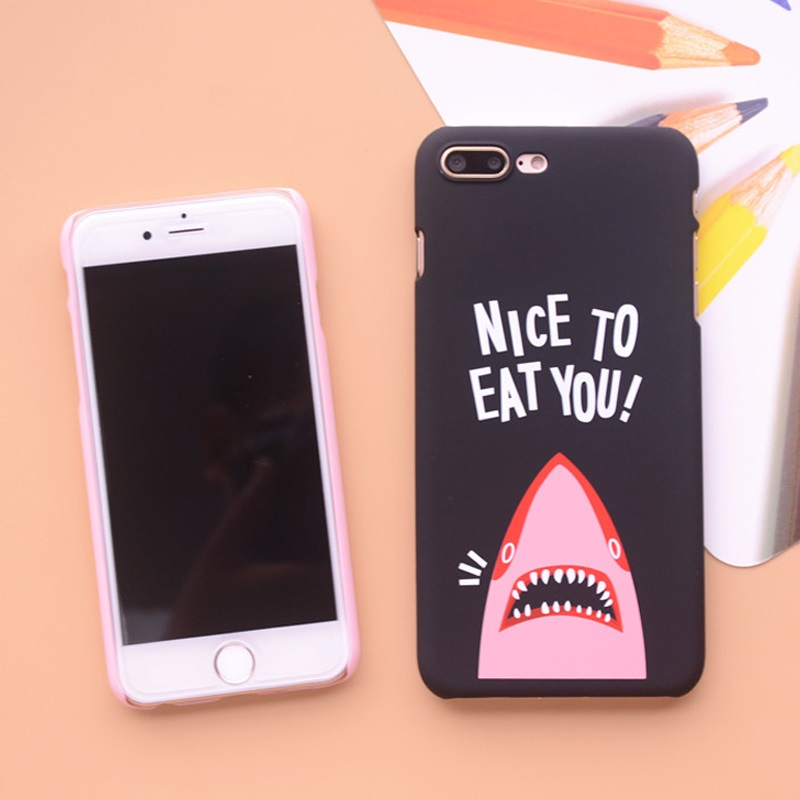 "Nice To Eat You"" Shark Phone Cases 2"