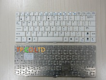 New US White keyboard FoR ASUS epc1000 1000h 1000ha 1000hc 1000hd 1000he Service Us version WHITE(China)