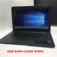 2017 NEW NOTEBOOK high quality 14 inch laptop ultrabook 4GB/64GB with win10 Intel Atom X5-Z8300 1.44Ghz USB3.0 free shipping