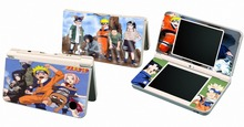 Naruto 103 Vinyl Skin Sticker Protector for Nintendo DSI XL LL for NDSI XL LL skins Stickers