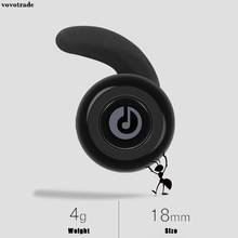 toopoot Hifi Mini TWS True Wireless Bluetooth Stereo Headset Headphone Inear Earbuds Earphone for mobile phone laptop tablet TV