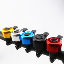 Drift Maniac Aluminum Alloy Bicycle Bell Cycling Bell Bike Handlebar Ring Sound Resounding 5 Color Optional Bicycle Accessories(China)