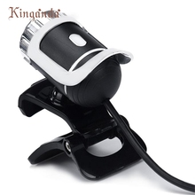 USB 12 Megapixel HD Camera Web Cam  MIC Clip-on for Computer Laptop PC-KXL0224
