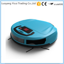 Free shipping Manufacturer Supplier robot vacuum cleaner smart intelligent floor cleaning robot(China)