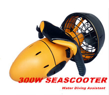 *Free shipping*300W Sea scooter Dual Speed Water propeller Underwater Diving scooter (without battery)