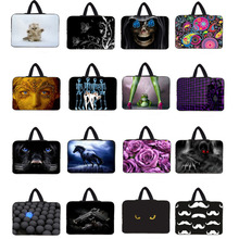 "Unique 10"" 9.7"" Netbook Laptop Sleeve Inner Zipper Bag Cases Cover Pouch Protector For 10.1"" Hp Mini 110 210 acer Aspire One Hot"