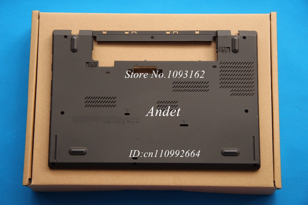 New Original Lenovo ThinkPad T440 Base Cover Bottom Lower Case W/Dock 04X5445 AP0SR000100<br><br>Aliexpress