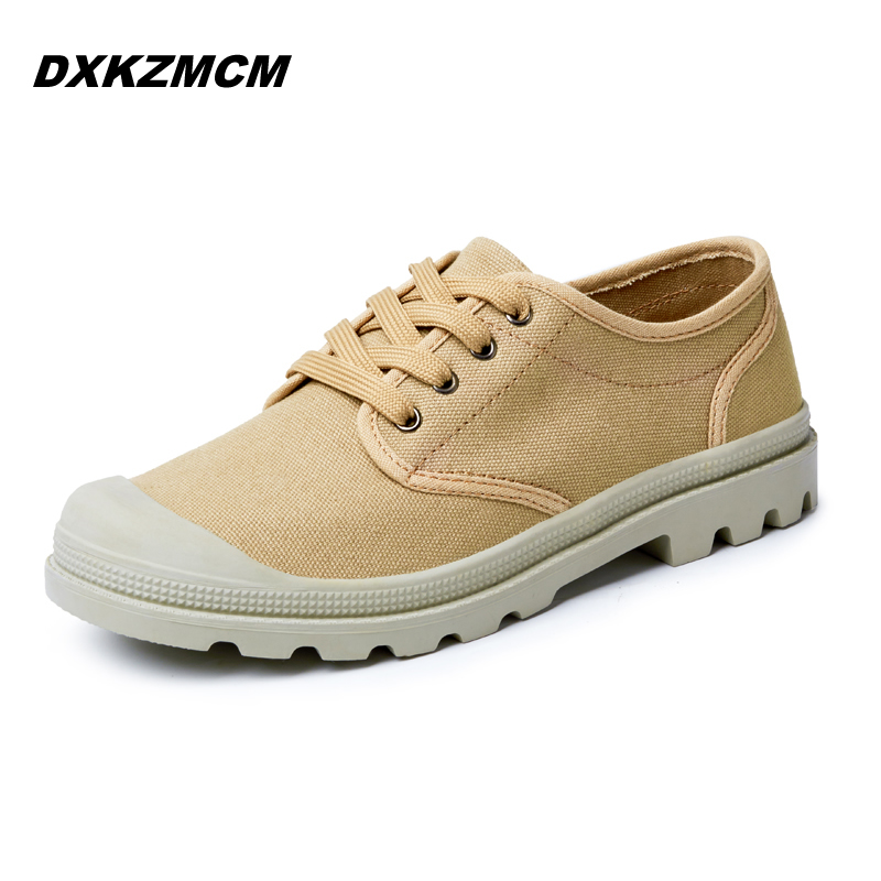 2017 Handmade Men Canvas Shoes Men Casual Shoes Comfortable Breathable Loafers Men Flats Shoes Zapatos Hombre<br><br>Aliexpress
