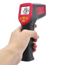 PEAKMETER Original A530 Digital Infrared Thermometer Non-contact IR Laser Temperature Gun Device Temperature Measurement Device