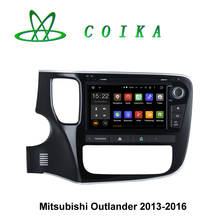 "8"" Touch Screen Android 5.1 Car DVD Raido For Mitsubishi Outlander 2013 2014 2015 2016 GPS Navigation RDS WIFI 3G Google OBD DVR"