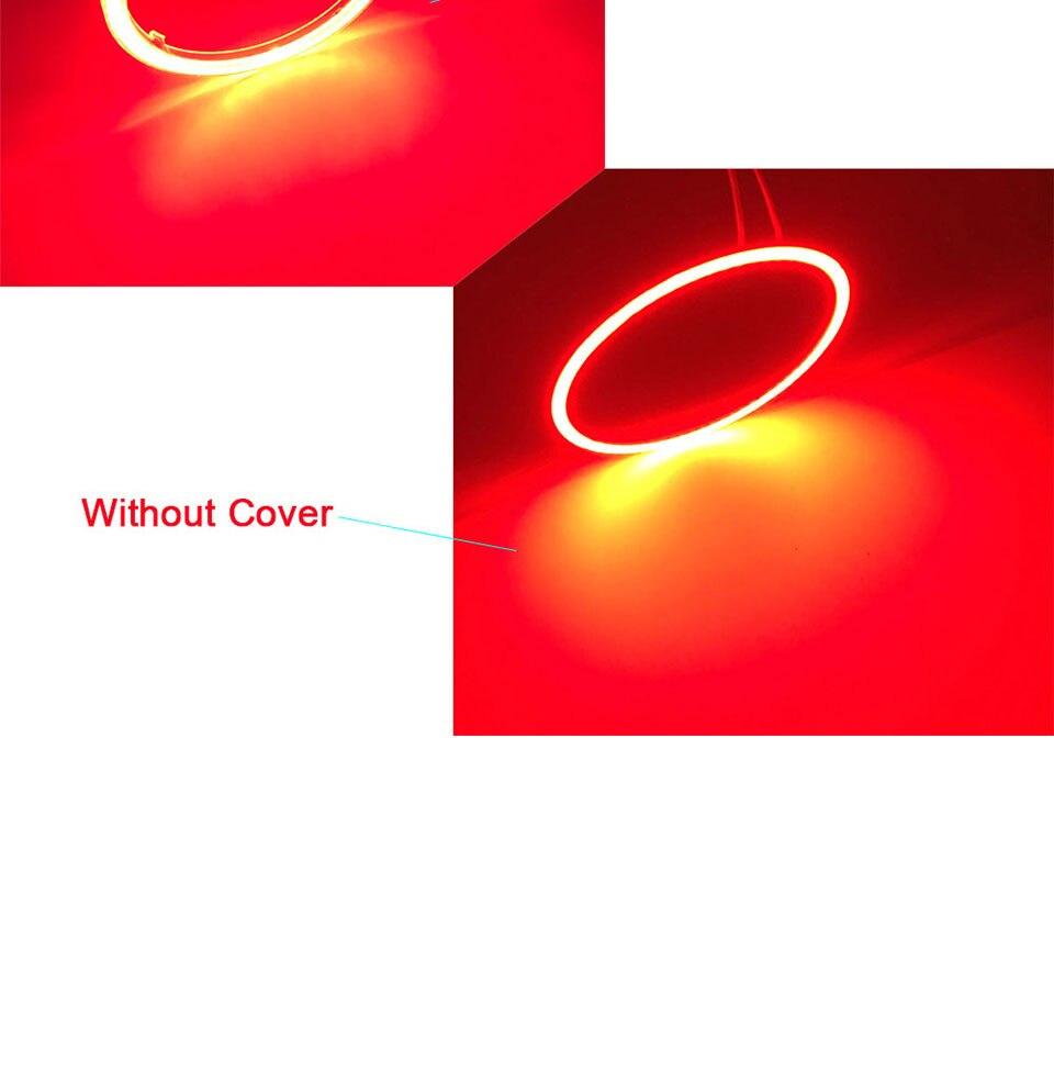 ANGEL EYE COB LED LIGHT ROUND LIGHT BULB FOR CAR LIGHTING (7)