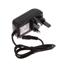 Brand New Black 1m AC Power Supply Adapter Cord Cable Lead 3-Prong for Laptop UK Plug Power Cable Cords