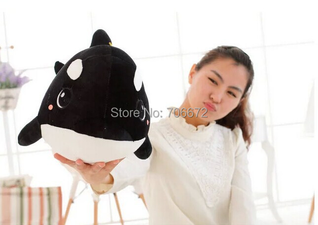 stuffing animal toy ,large 75cm lovely dolphin plush toy,cartoon dolphin doll throw pillow ,Christmas Gift w9636<br><br>Aliexpress