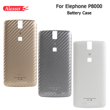 Alesser For Elephone P8000 Battery Case Replacement Slim Protective Battery Cover for Elephone P8000 5.5 Inch Android 5.1(China)