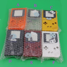 red yellow black white greyOEM New Full Housing Shell Case for Nintendo Gameboy Classic for GB DMG GBO