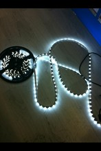 100M No profit margin on discount Hot sales high quality led strip light 3528 60LEDs non-waterproof(China)