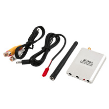 Toys RC305 5.8Ghz 12V 200mW Wireless 8CH AV RX FPV Audio Video Receiver W/Antenna Toy Accessories for Children Worldwide sale(China)