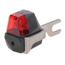 Power Generation Bicycle LED Lighting Safety Warning Bike M58 Disc Brake Rear Lamp Electromagnetic Battery High-strength - walkinhorizon Store store