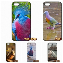 Australia Spinifex Pigeon bird Mobile Phoen Cases Covers For iPhone 4 4S 5 5C SE 6 6S 7 Plus Galaxy J5 A5 A3 S5 S7 S6 Edge