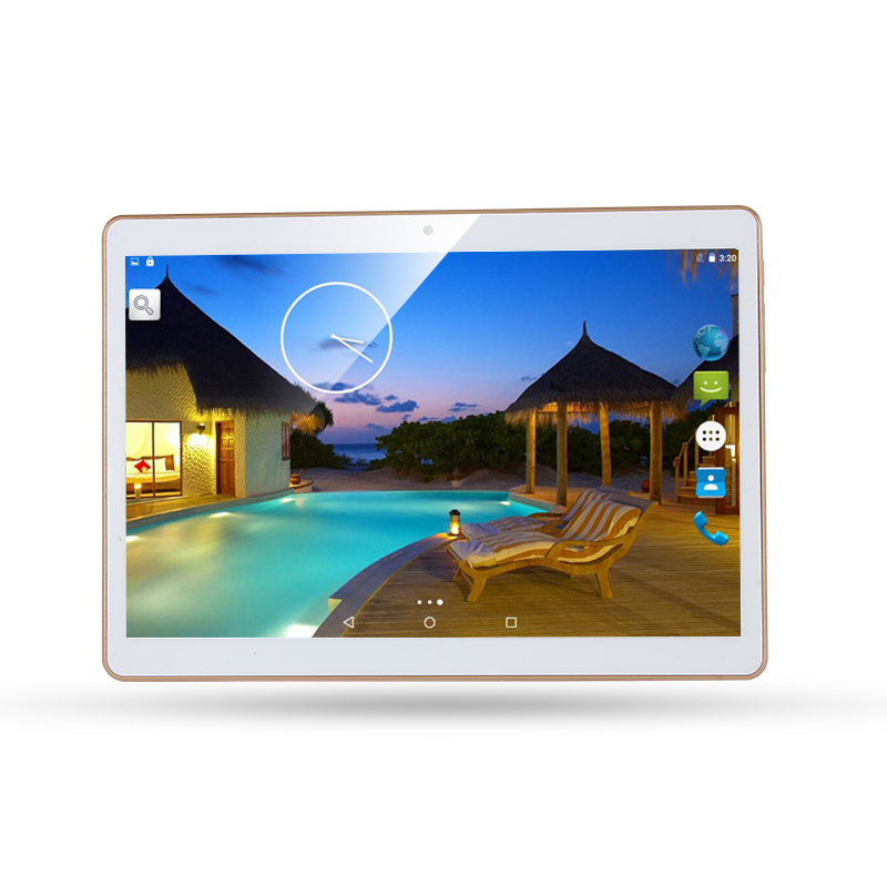 Original 9.6 Inch 3G Phone Call Android Quad Core Tablet pc Android 5.1 2GB RAM 16GB ROM WiFi GPS FM Bluetooth 2G+16G Tablets Pc<br><br>Aliexpress