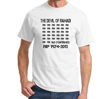 Make T Shirts Crew Neck Short-Sleeve Printed Mens The Devil Of Ramadi American Sniper Kyle Chris Navy Seal Military Tee