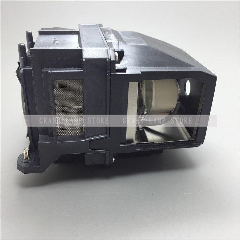 ELPLP78 Replacement Projector Lamp for EPSON EB-955W 965 S18 SXW03 SXW18 W18 W22 PowerLite 1222 PowerLite 1262W/1263W Happybate<br>