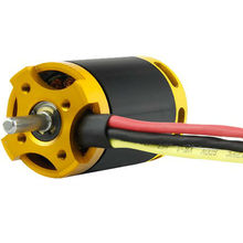 RC Toy Parts 3000kv 2839 BL Motor for 70mm Ducted Fan RC Jet Airplane Free Shipping