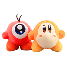 Anime Kirby Soilder Waddle Dee & Waddle Doo Cute Stuffee Plush Toys Stuffed Dolls Kids Gift 13cm(China)