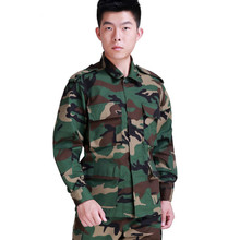 Military tactical army clothing comouflage sports paintball uniform set coats hunting costume jacket combat shirt & pant suit(China)