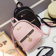 LEFTSIDE 2017 new shoulder bag mini backpacks women leather school bag women's Casual style backpack purses bags for teenagers