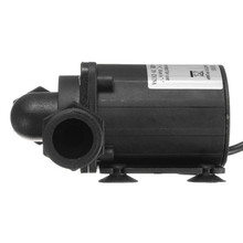Best Price DC 12V 1000L/H Electric/Solar Brushless Motor Water Pump Aquarium Fountain(China)