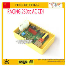 HP CDI high performance AC CDI 250cc motorcycle Dirt bike, Pit Bike, ATV parts accessories free shipping