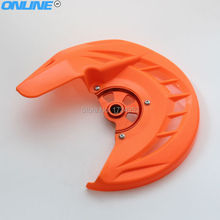 X-Brake Front Brake Disc Rotor Guard Cover Protector Protection SX SXF XC XCF EXC EXCF 125 200 250 300 350 450 530